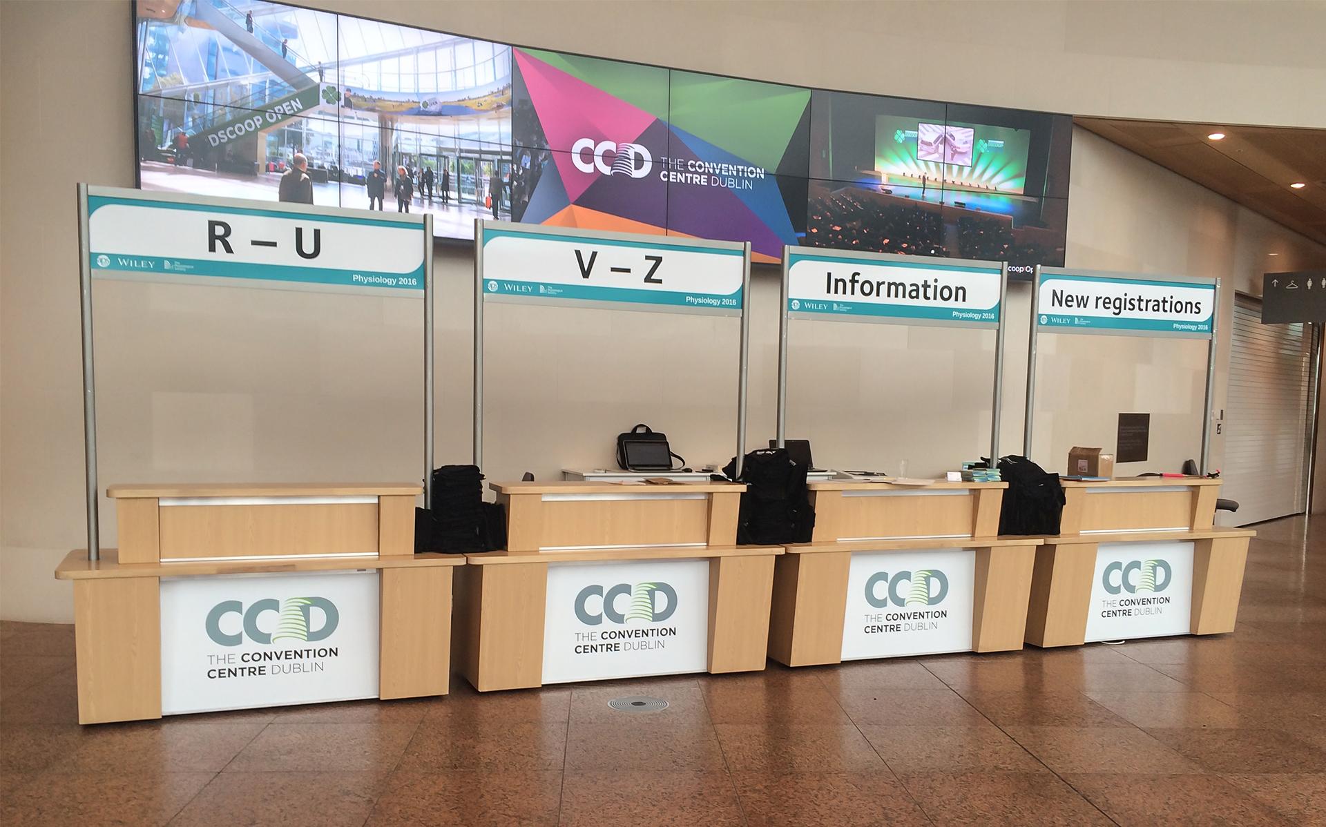 Venue Branding Total Expo