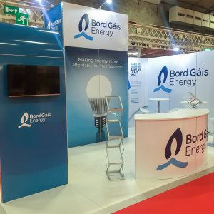 Energy show is back again in the RDS.